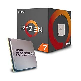 AMD YD270XBGAFBOX Processore per Desktop PC, Ryzen 7 2700X, 3.7GHz, Socket AM4, Argento (B07B428M7F) | Amazon price tracker / tracking, Amazon price history charts, Amazon price watches, Amazon price drop alerts