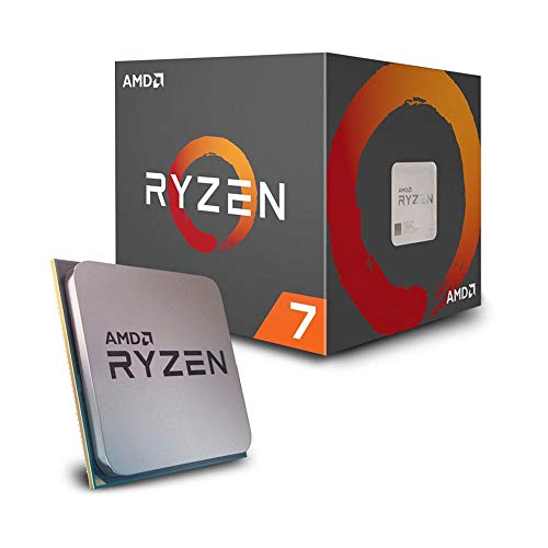 Foto AMD YD270XBGAFBOX Processore per Desktop PC, Ryzen 7 2700X, 3.7GHz, Socket...