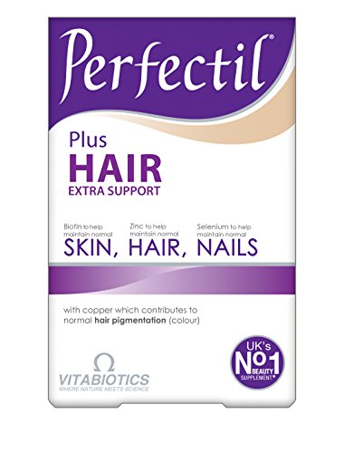 Vitabiotics Perfectil Plus Hair 60 Tabs, 59 g