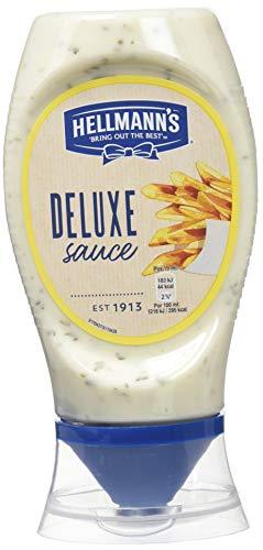 Hellmaann's Salsa Patatas Deluxe 250 ml