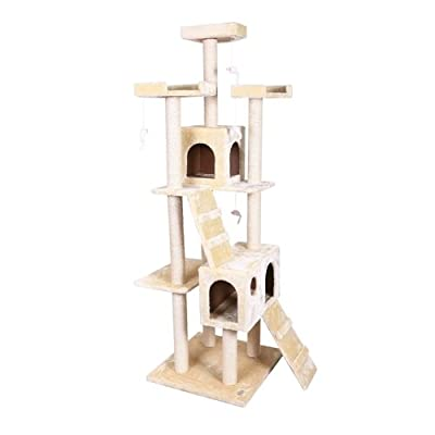 Confidence Pet Presidential 180cm Cat Tree/Scratching Post from Confidence