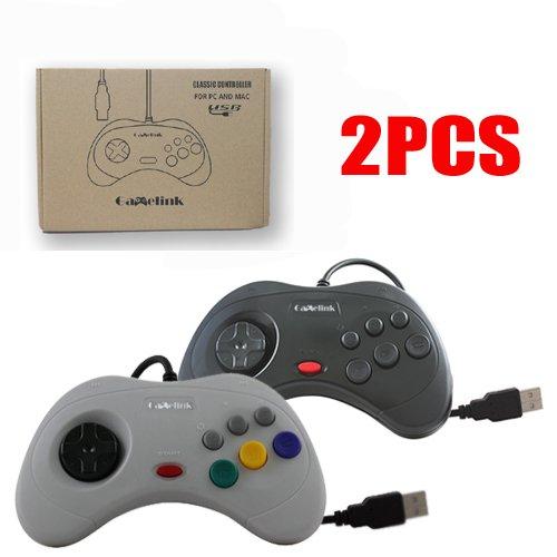 Mando para PC de Sega Saturn