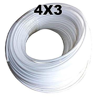 Ptfe Teflon Rohr Außendurchmesser 4 mm X Innendurchmesser 3 mm Hohe Temperatur für Mendel Prusa Flashforge Extruder