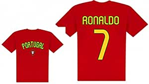 World of Football Player Shirt Portugal Ronaldo - 128
