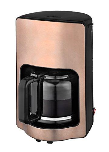 41IISUtM%2BDL - Team Kalorik TKG cm 1220 K KALORIK Design Filter Coffee Maker with 15 Cup Capacity, 1000 W, 1.5 liters, Bronze