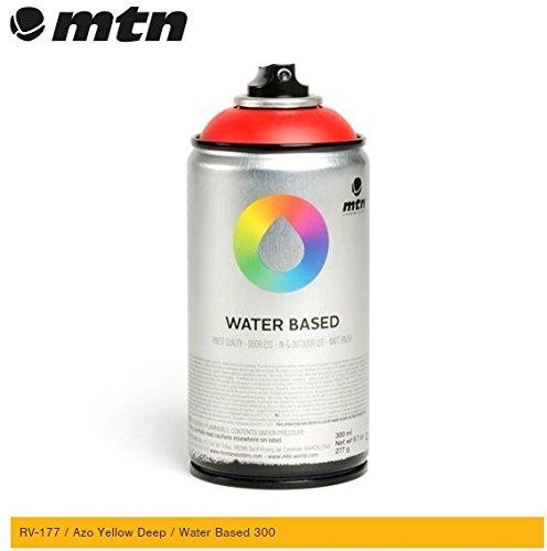 mtn-azo-yellow-deep-rv-177-300ml-water-based-spray-paint