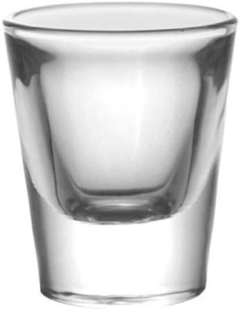 Barconicâ 28,3 gram spessore base Clear shot barproducts. Glass by barproducts. shot com, Inc.  a3db1f