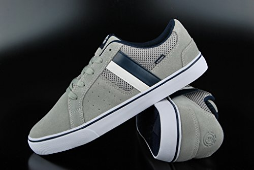 Element Billings 3, Chaussures de skateboard homme grey navy