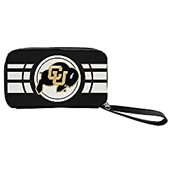 NCAA Colorado Buffaloes Ripple Zip Wallet