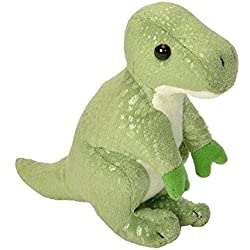 Wild Republic - CK Lil's Peluche T-Rex dinosaurio, 15 cm (18098)