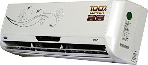 Carrier 1.5 Ton 3 Star (2017) Split AC (Esko, White)