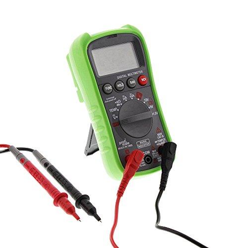BURG-WÄCHTER Digital-Multimeter, Spannungsmesser für elektrische Geräte, MULTI PS 7455