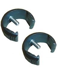 Tenedor algodón Extension Lock TeKKno–Sport Single Pin Juego de 2