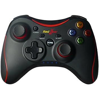 Redgear Pro Wireless Gamepad