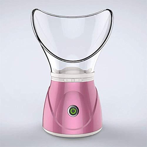 empfindliche mischhaut mit unreinheiten LD Negative Ion Steamer Luftbefeuchter Hydratisierende Spray Maschine Zerstäubung Schönheit Instrument Schönheit dämpfende Gesicht Instrument 16X16X25Cm, Lila,Rosa