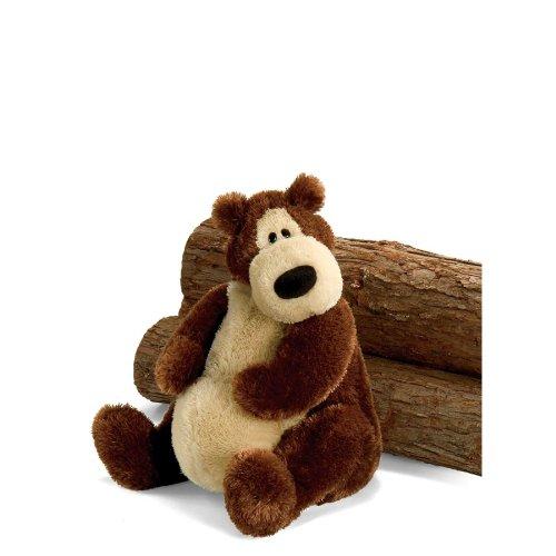 Gund–Goober der Bär, 28cm (Adult Chocolate Bar)