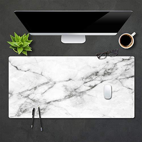 Tinte Stil chinesisches Leder Illustration Spiel Mauspad dicken großen Laptop Büro Student Tischset weißer Marmor (Asche Straße) 80cm & Times; - Dickens Stil Kostüm