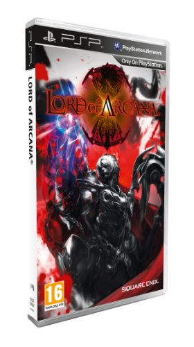 Square Lord of Arcana - Slayer Edition (PSP)