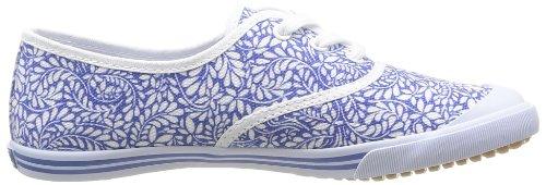 Aigle Lauriel, Chaussures de tennis femme Blanc (Liberty)