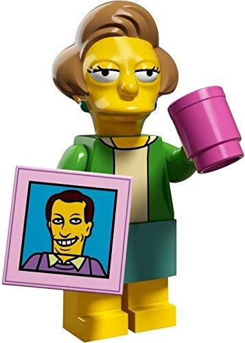 LEGO SIMPSON série 2 TM TM TM Edna Krabappel 240b84