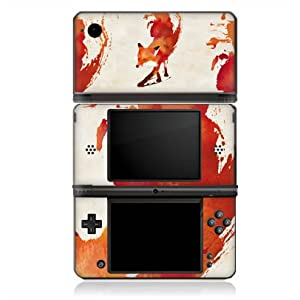 DeinDesign Skin kompatibel mit Nintendo DSi XL Folie Sticker Fuchs Graphic