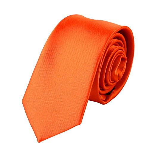 Orange Silk Bow Tie (PS1008 gepa?tes Geschenk, das orange feste Silk d¨¹nne Krawatten gibt Chirstmas Tagesm?nner-Geschenk-Satz Handgemachte Familie durch Epoint)