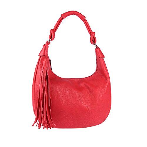 7e3193b6e2fa0 OBC Damen Tasche Shopper Handtasche Henkeltasche Schultertasche Hobo Bag  Bowling