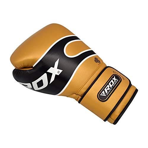 RDX Boxhandschuh Pro S7 Range, Golden, 10oz