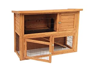 Meadow Lodge The Lodge Xl Small Animal Hutch