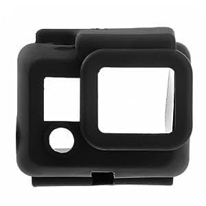 Goliton® Silicone Camera Case Cover for GoPro HD HERO 3 - Black