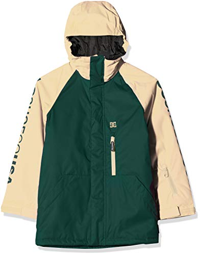 DC Apparel Jungen Ripley Youth Jacket Snow,