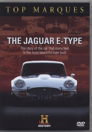 Top Marques:Jaguar E-Type [DVD-AUDIO]