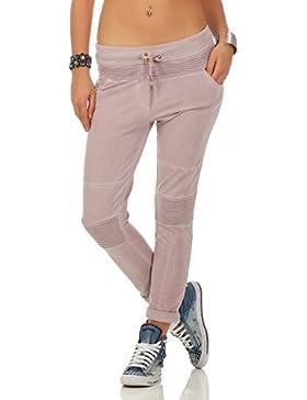 ZARMEXX Señoras el footing el pantalón Sweatpants Boyfriend el pantalón de tiempo libre la persona que hace footing...