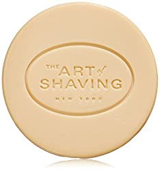 The Art of Shaving Shaving Soap Refill, Sandalwood for Normal to Dry Skin 3.4 oz (95 g)