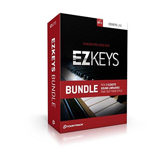 TOONTRACK EZ Keys Bundle (3 frei wählbare EZKeys Pianos) (Wurlitzer Electric Piano)