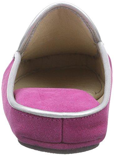 Hans Herrmann Collection Hhc, Pantoufles non doublées femme Rose - Pink (pink -70)