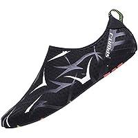 HEETEY - par de Zapatillas de Deporte de Malla para Exteriores, Casuales, para la Playa, para Correr, Secado rápido, para Deportes acuáticos