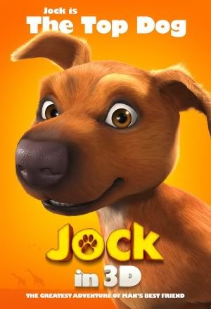 Jock The Hero Dog - Movie Wall Art Poster Print - 43cm x 61cm / 17 Inches x 24 Inches A2