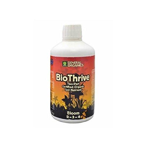 Soilless Mix (Bio Thrive Bloom Ghe 500ml - Fertilizzante Per La Fioritura)