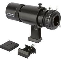 Orion Minitelescopio guía 50 mm Deluxe, enfocador helicoidal Reloj - Radio (enfocador helicoidal, Reloj)