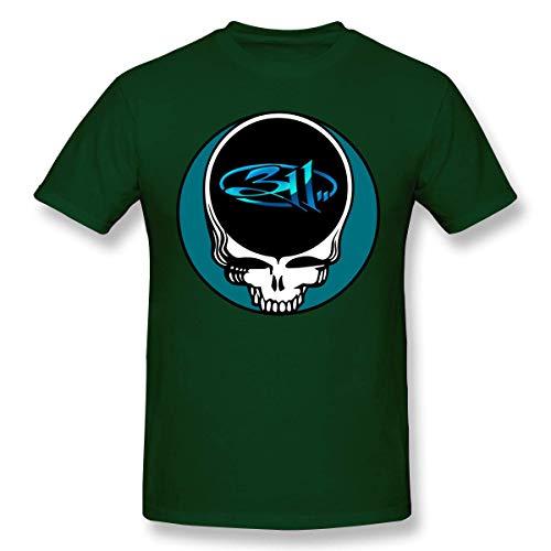 Welikee T-Shirt, Herren-Kurzarmshirt, Matta 311band Men's Tee Black -