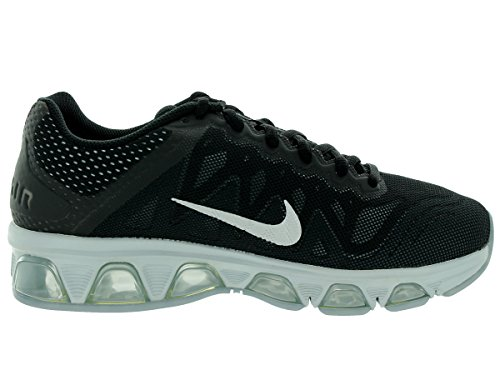 Nike Wmns Air Max Tailwind 7 683635-600 Damen Sportschuhe Black/Metallic Silver/Pr Pltnm/Dk Mgn