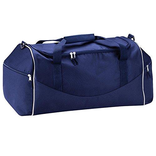 Sac de voyage bagage à roulettes Quadra Tungsten - 65 litres (Taille unique) (Noir/Graphite) jIm4iTCT