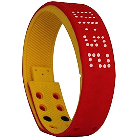 FEITONG TECNIC TW2 Flex Band Fitness Waterproof Bluetooth Smart Bracelet for iOS / Andr (D) - Omega Bracciali D'oro