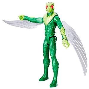 Hasbro Spider-Man Titan Hero Villains Vulture 1pieza(s) Niño/niña - Figuras de Juguete para niños, 4 año(s), Niño/niña, Acción / Aventura, 300 mm, 1 Pieza(s)