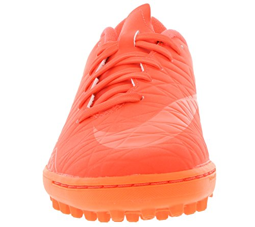 Nike 749922-688, Chaussures de Football Garçon Orange