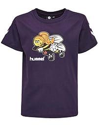 Hummel Mädchen Hmlkevyneb S/S T-Shirt