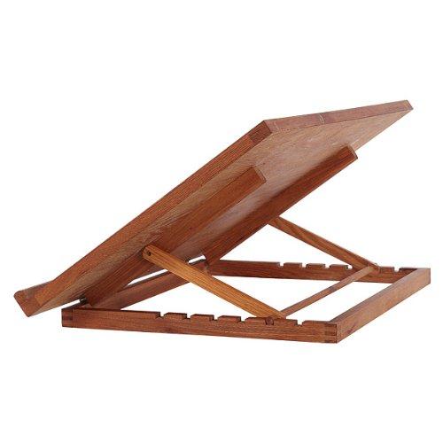Artina cavalletto pittura da tavolo montpellier per artisti 75x46cm legno massello di faggio - Cavalletto tavolo ...