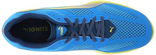 Puma Ignite Nm Running Shoe Cloisonnee / Poseidon / Sulphur Spring