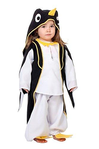 Wilbers Federbein Baby Pinguin Kinder Kostüm (15–18Monate)